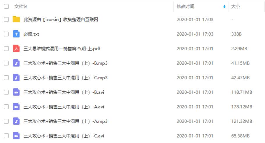 蓝小雨:三大思维模式混用+三大攻心术(上)