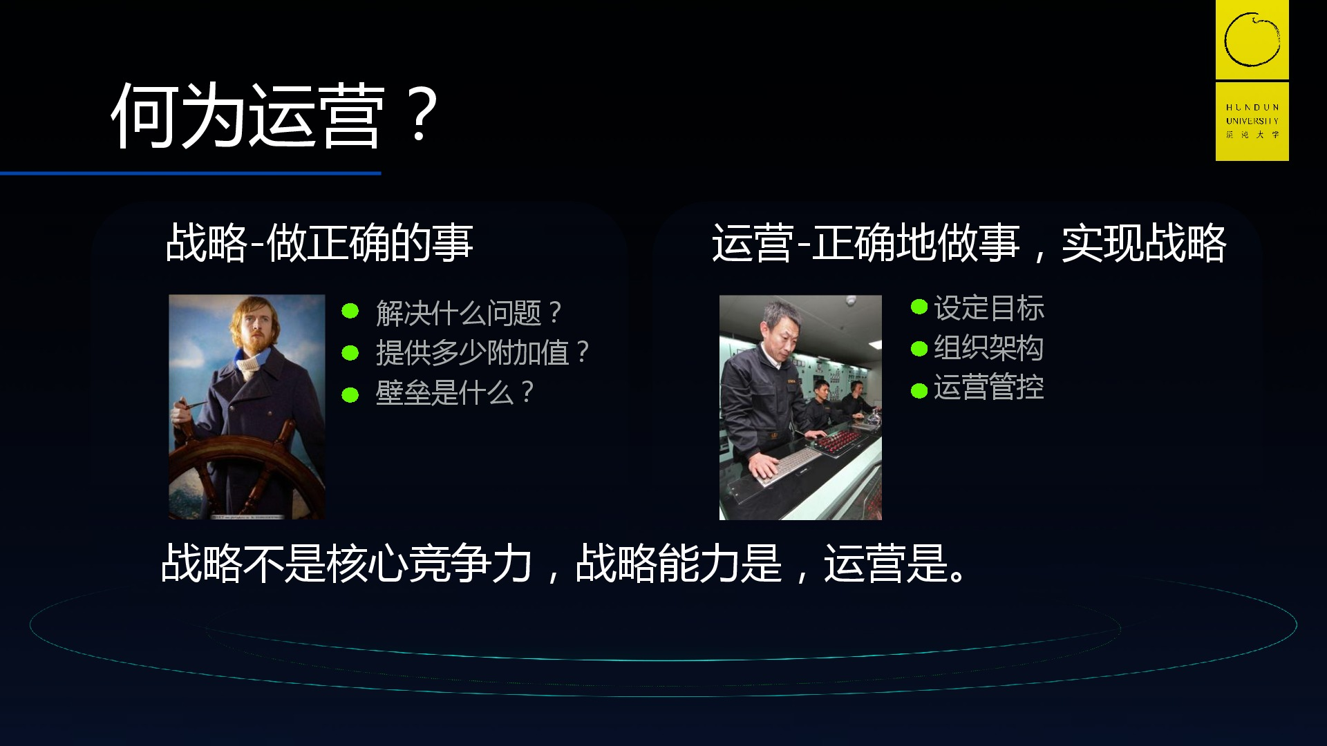 运营管理:如何科学运营一家科技企业?-混沌大学7月1日干嘉伟分享PPT