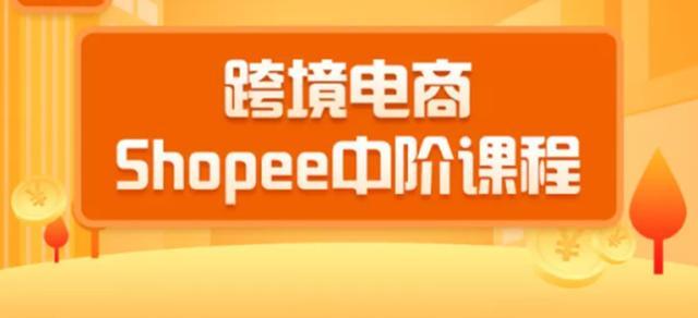 2020跨境电商蓝海新机会-shopee大卖特训营:中级课程