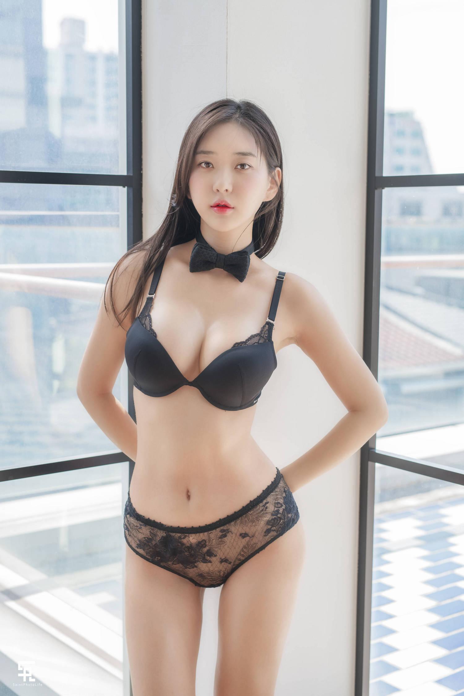 """韩国模特""""申才恩""""11套高清写真图包 [516P/2.76G]"""